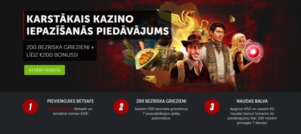 Betsafe Latvija Īpašie Piedāvājumi