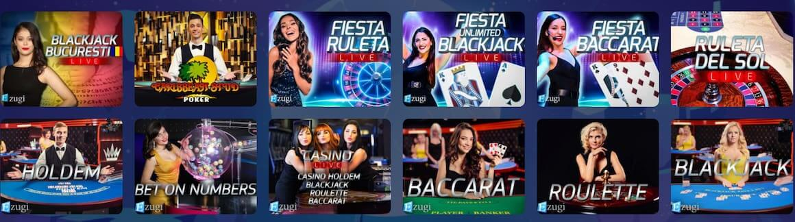 CosmicSlot Live kazino