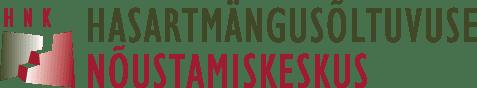 Hasartmangusoltuvuse Noustamiskeskus logo