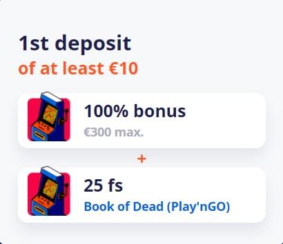Iepazīšanās Bonusi