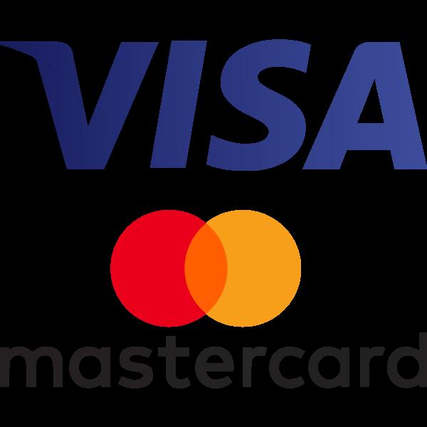 visa+mastercard