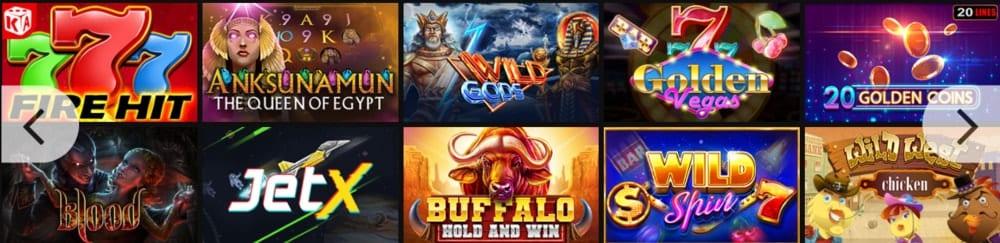Lošimų Automatų Žaidimai
