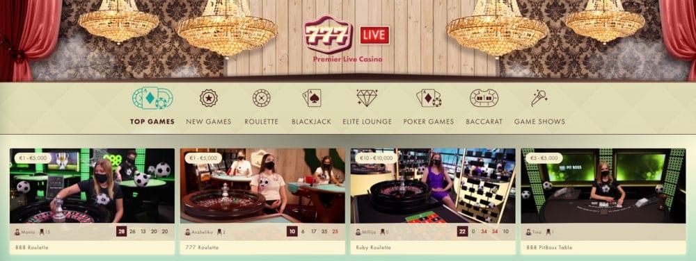 Live-казино