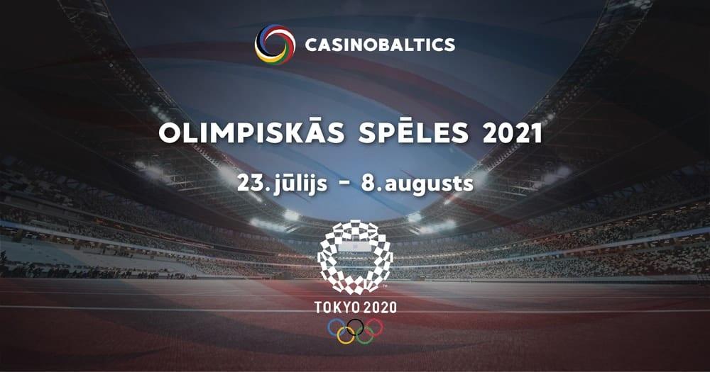 Vasaras Olimpiskās Spēles 2021